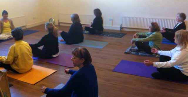 Yoga at Mortlake Community Association